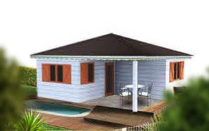 bungalow kit martinique guadeloupe