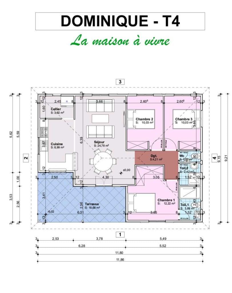 FICHE DOMINIQUE T4  812x1024 - Maisons