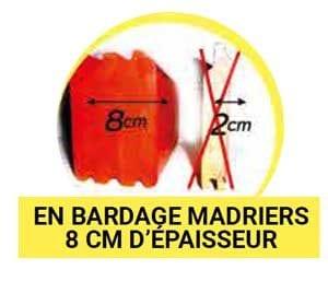 madiers 300 300x268 - Maisonnettes