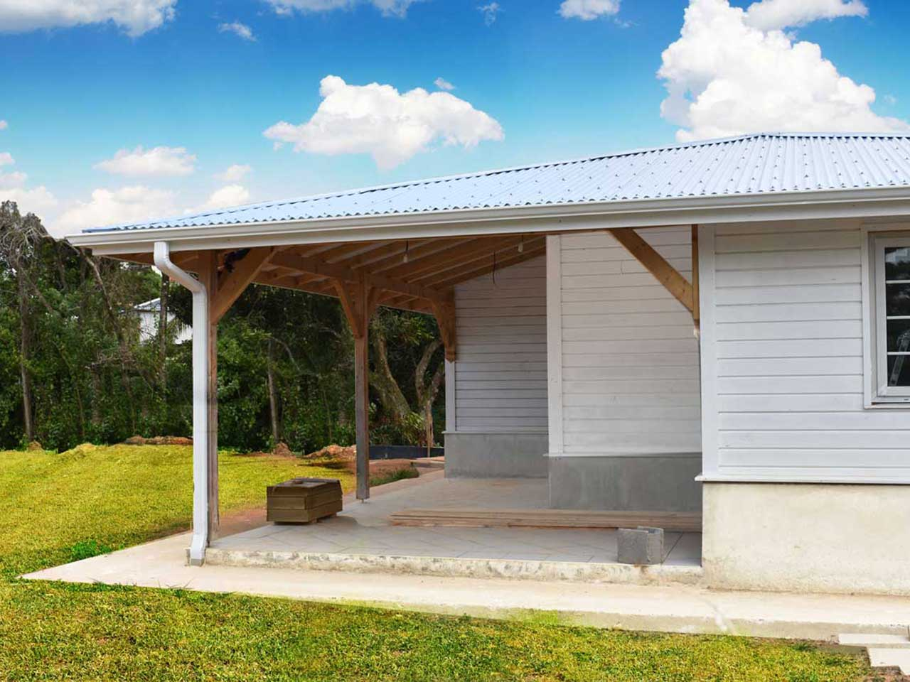 Nos r alisations maison en bois maison bois eco - Maison bois eco ...