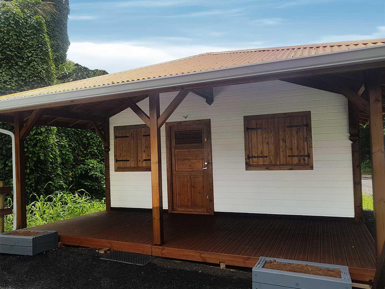 Maison en kit en martinique maison bois eco - Maison bois eco ...