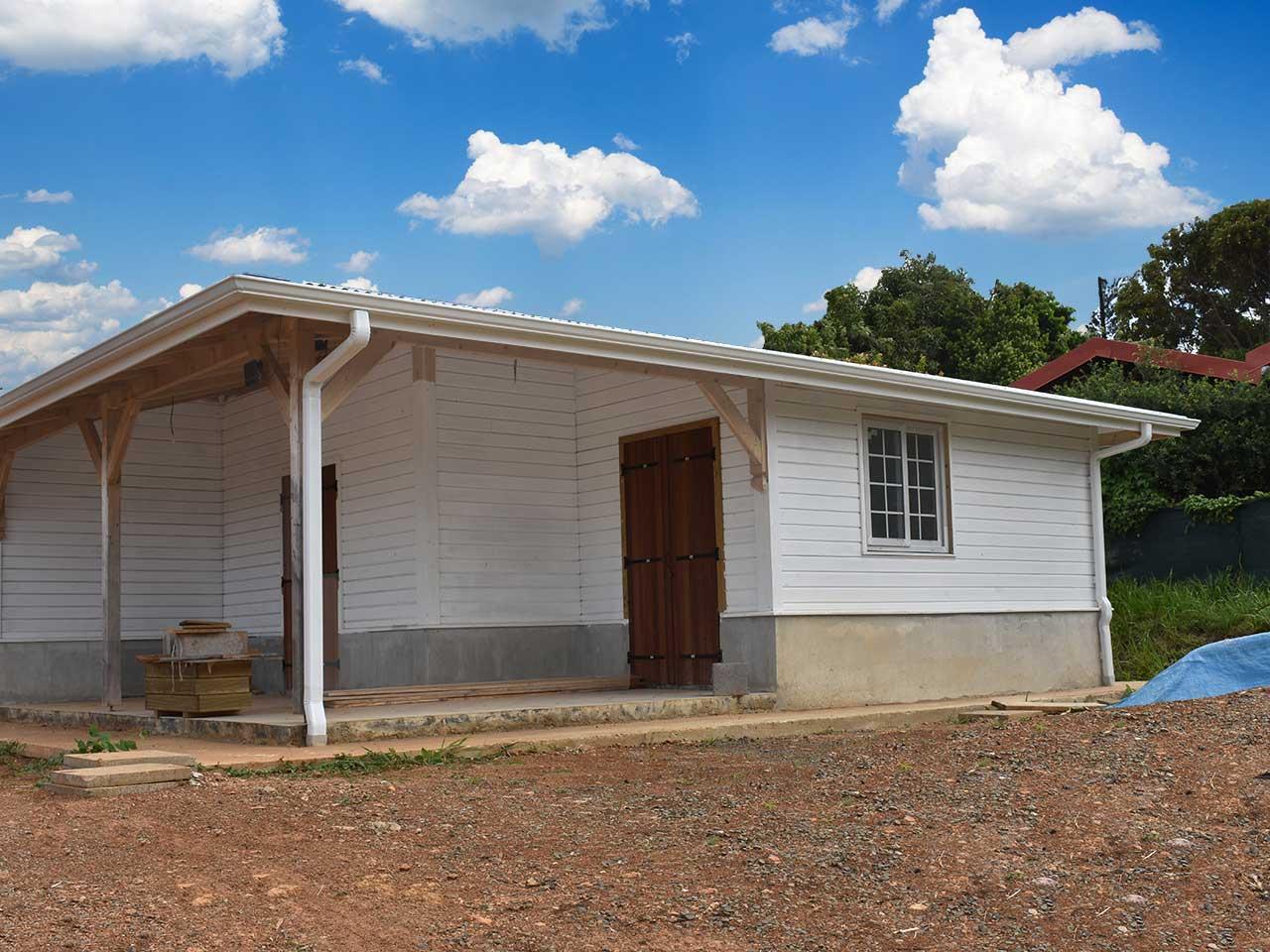 Maisonnettes bungalow maison en kit par maison bois eco - Maison bois eco ...