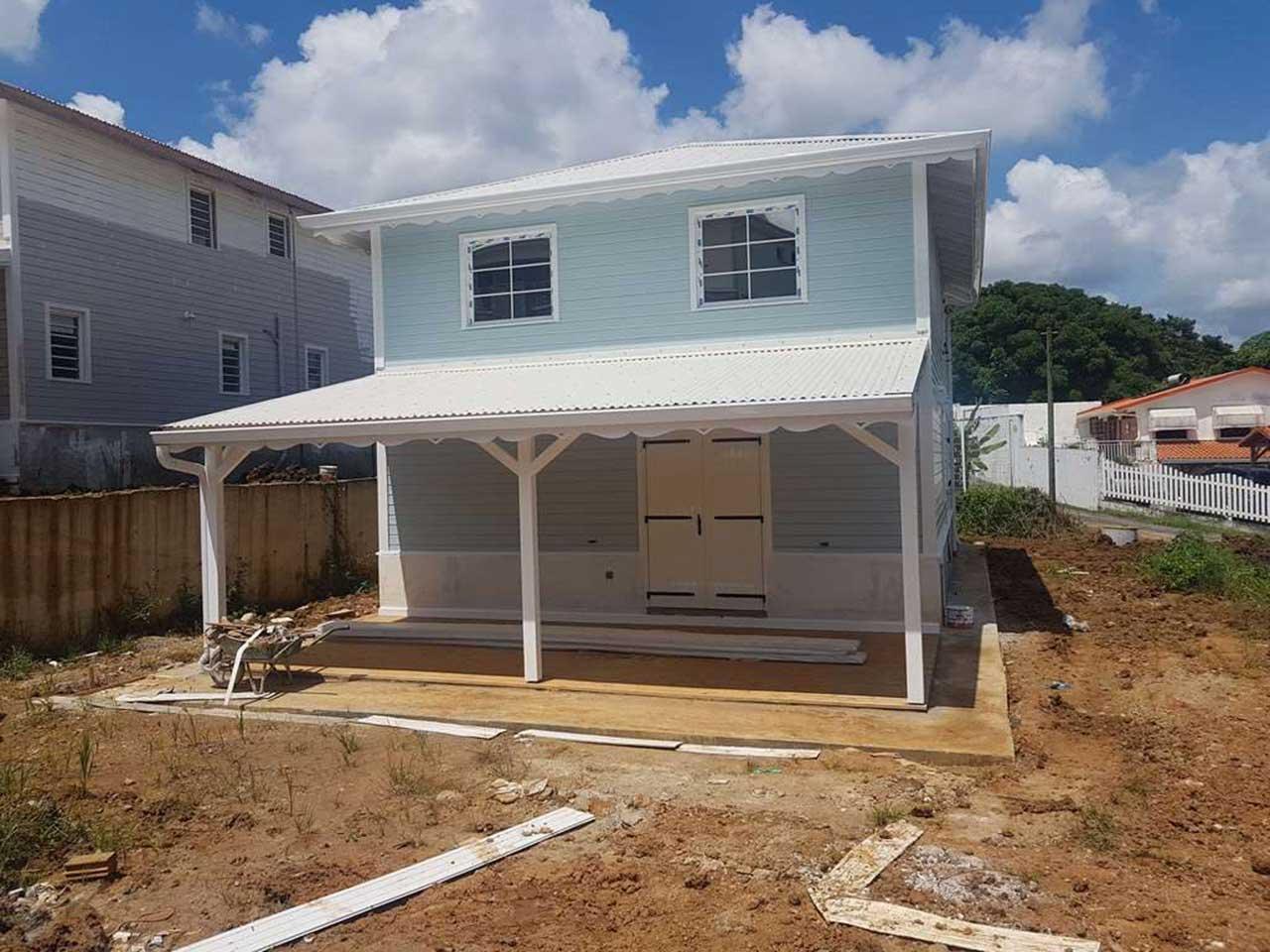 Nos réalisations maison en bois maison bois eco