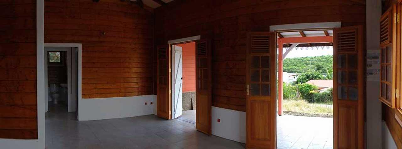 Maison en kit en martinique maison bois eco - Maison en kit ecologique ...
