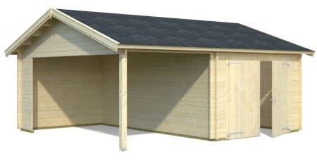 pierre 1 - Garages