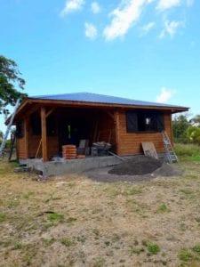 maison bois martinique Guadeloupe 12 225x300 - Nos réalisations