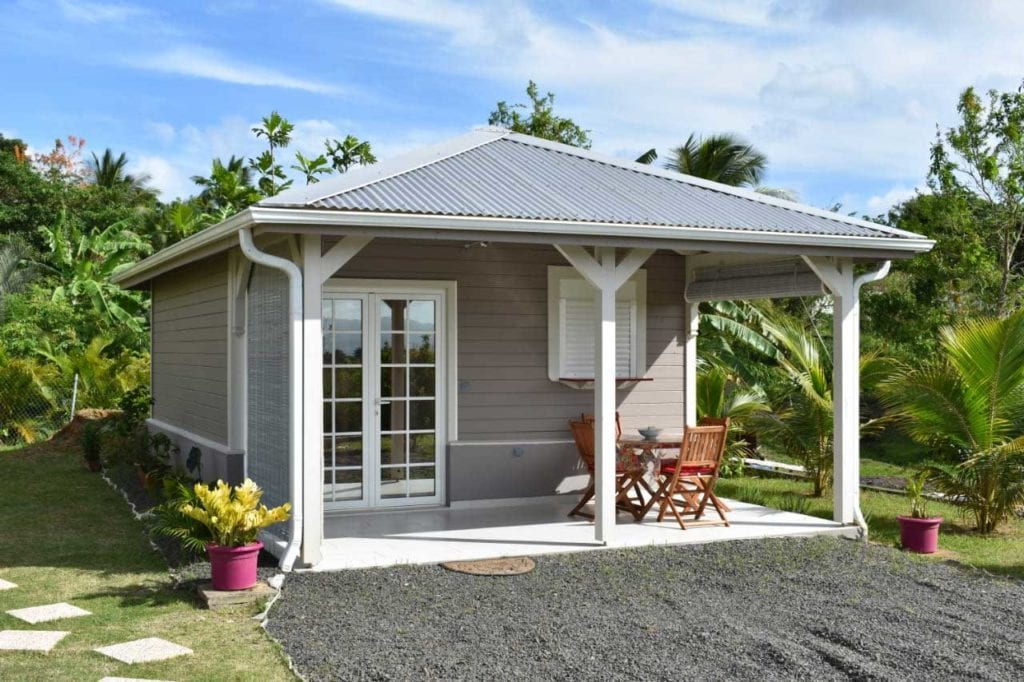 Maison en kit en Martinique - Maison Bois-Eco