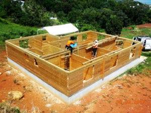 photo maison bois eco89 1024x768 300x225 - Nos réalisations