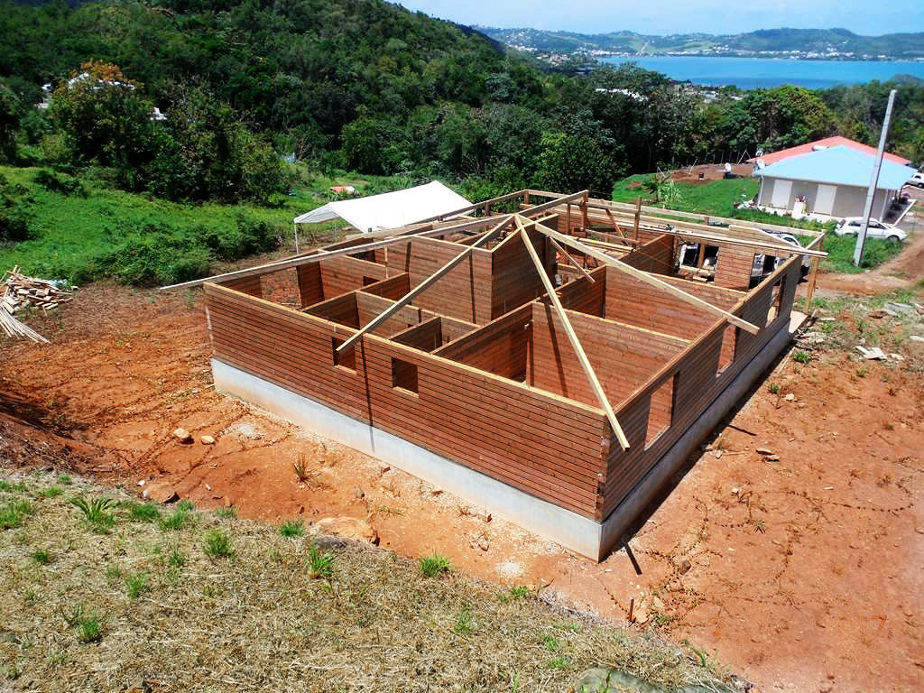 Maisons maison bois eco - Maison bois eco ...