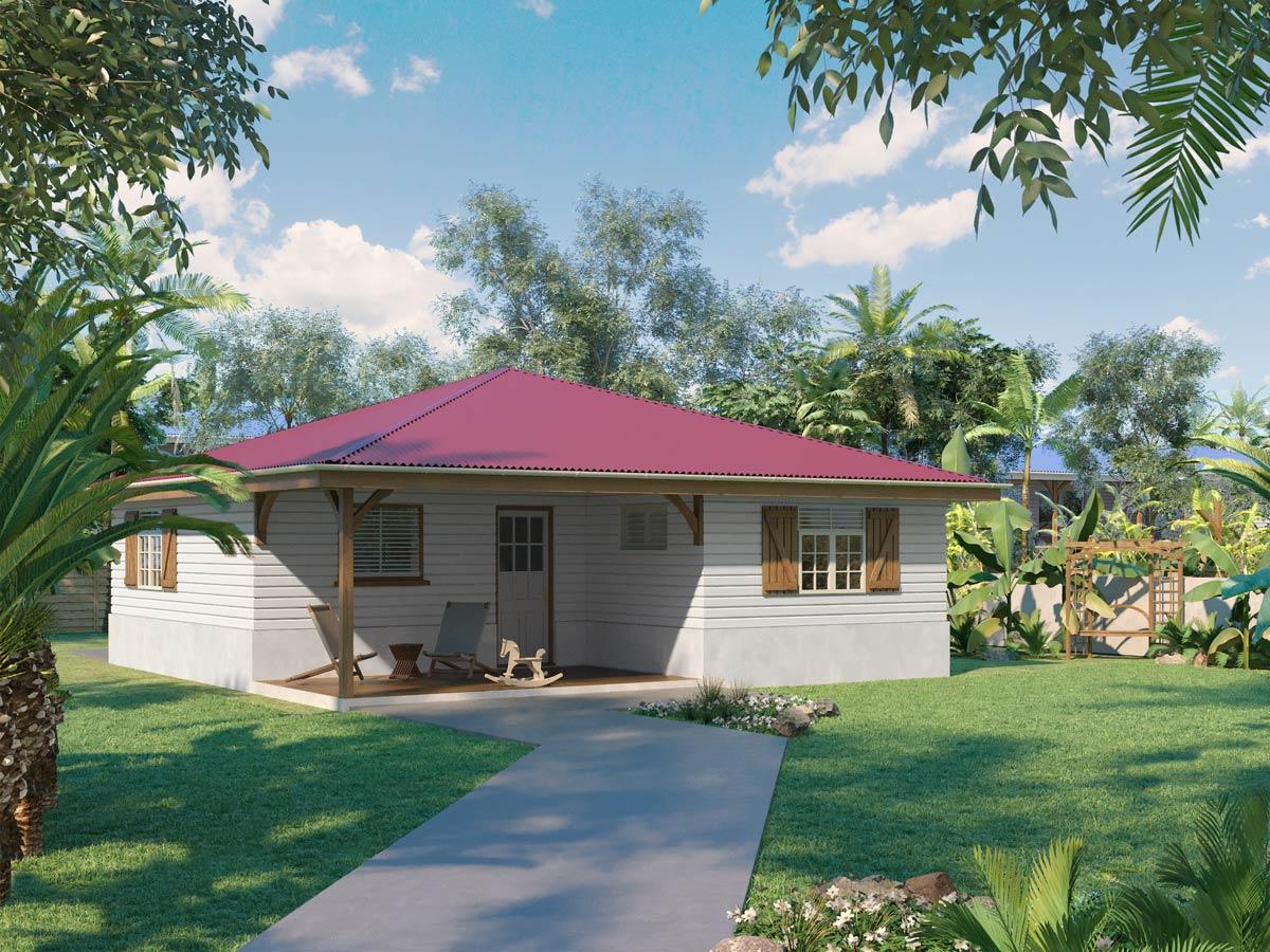 Nos maisons en bois maison bois eco - Maison bois eco ...